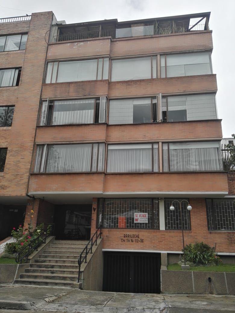 Apartamento en Santandersito, Bogotá 4788
