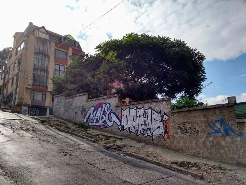 Lote en Israelita, Bogotá 4185, foto 2