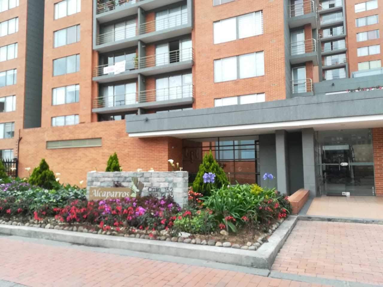 Apartamento en Los Consuelos, Bogotá 7566