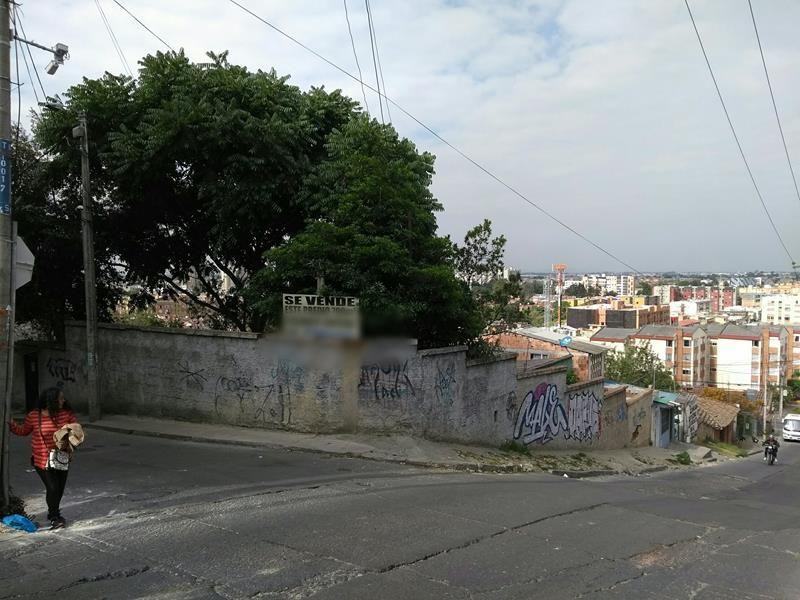 Lote en Israelita, Bogotá 4185, foto 5