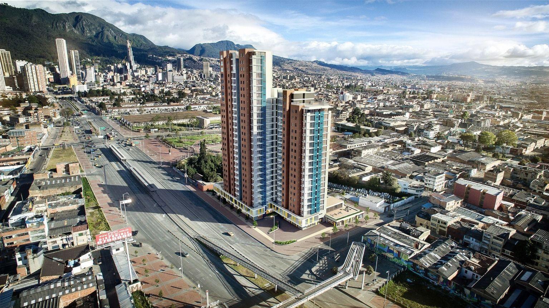 Apartamento en Grancolombiano I, Bogotá 5770, foto 10