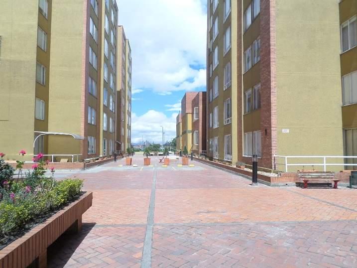 Apartamento en Bogotá Dc 8814